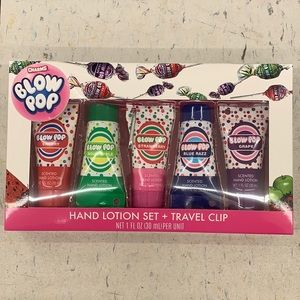 5 Pack Hand Lotion Set - Blow Pop